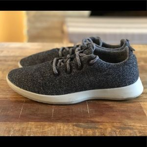 Men's Charcoal All Birds size 11